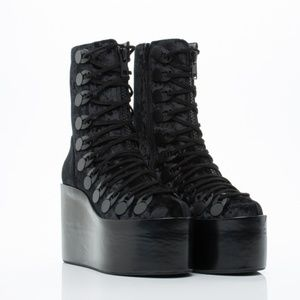 Brand New Jeffrey Campbell Euphoria Boots